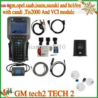 Wholesale Tech Gm Prices - GM tech2 TECH 2 with candi ,Tis2000 And VCI module for with topest price and fast shipping Diagnostic Tools