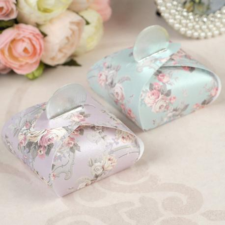 Classic Peony Decoration Light Purple Amp Blue Candy Gifts
