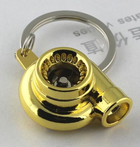 Yaratıcı Sıcak Iplik Turbo Türbin Turbo Anahtarlık Anahtarlık Yüzük Anahtarlık Için anahtarlık