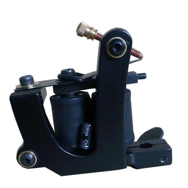 Cast Iron Tattoo Machine Gun Shader Liner For Tattoo Needle Ink Tips Kits TG51