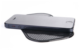 Tapetes de deslizamento on-line-Anti Slip Mat Não Slip Car Almofada Pegajosa Carro Anti Slip Mat PU Magia Almofada Pegajosa Anti-Skid Pad para Telefone PDA GPS Tablet