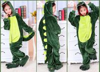 Wholesale Animal Hoodie Pajamas Kid - Cartoon Animal Dinosaur Children Kids Onesies Onesie Pajamas Kigurumi Jumpsuit Hoodies Sleepwear For Children Welcome Wholesale Order
