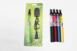 Wholesale Electronic Cigarette Ce6 Blister Pack - e cigarette EGO CE4 blister card 650mah 900mah 1100mah, egot electronic cigarette starter kits, single e cig blister pack ce4 ce5 ce6 55pcs