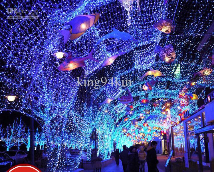 Größengleich- / Farben-LED-Birnen imprägniern Vorhang-Lichter, 10 * 3,8 * 4,8 * 3,6 * 3,3 * 3,2 * 1,6 * 1,8 * 0,65,4 * 0,75, Weihnachtsfeehochzeits-Eiszapfen Lichtleiste