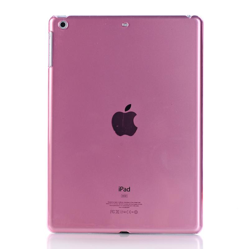 PC Ultra Thin transparent Hard Back Case Cover for iPad Air iPad 5 ipad 2 3 4 ipad 6 ipad mini mini 2 free shiping
