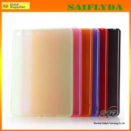 Wholesale Ipad Back Rubber - TPU Gel Rubber Back Cover back case Protector Case For iPad Air ipad 5 9.7 inch