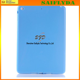 Wholesale Screen Protector Ipad Mini Back - hot selling soft TPU Back Cover back case Protector Case For iPad Air ipad 5 ipad 2 3 4 ipad mini 9.7 inch