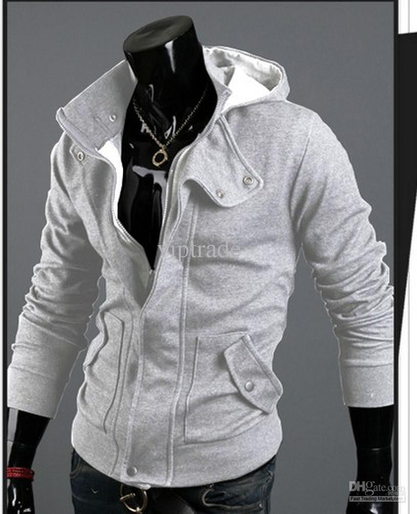 2017 New Arrival Men Hoodies Hooded Designer Hoody Short Hoodies ...