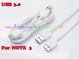 Wholesale Note2 Charger - USB 3.0 & 2.0 Micro Charger Data Sync Cable Cord For Samsung Galaxy Note 3 4 Note3 Note4 S5 S5 mini S4 2 Note2 100PCS