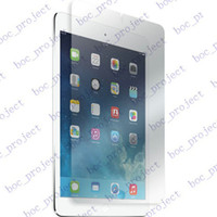 Wholesale New Ipad Screen Protector - clear LCD Screen Protector for new ipad air 5 5G without retail package 50pcs lot free DHL