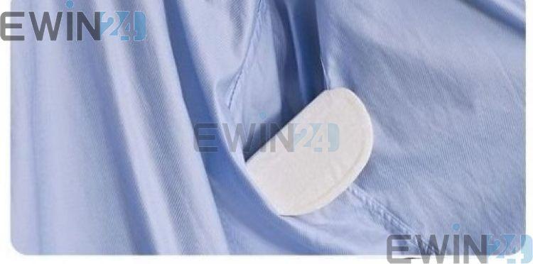 Nueva Underarm Sweat Guard desodorantes absorbente almohadilla Armpit Sheet Liner vestido ropa escudo para manga corta 240 unids