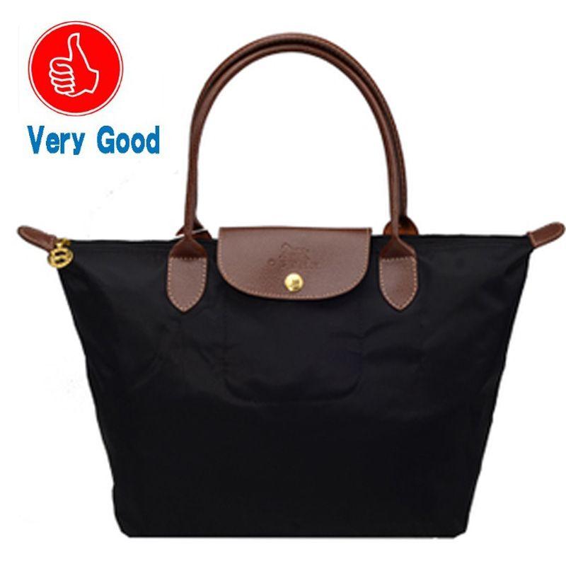 6685b69ca549 French Women s Fashion Waterproof Folding Dumplings Single Shoulder Bag Lon  Multifunctional Free Shopping Totes Bag Girl Handbag Hobo Handbags Red  Handbags ...