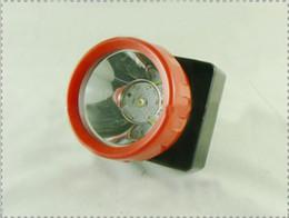 Wholesale Miners Headlights - LED Rechargeable Headlight Coal Mining Lights 3000mAh Waterproof Illumination Miner Cap Light