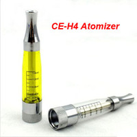 Wholesale Ego Ce Twist - 2013 New Arrival GS H4 nimbus atomizer CE-H4 Clearomizer Innovative products on ce4 atomizer match for EVOD twist ego battery  510 battery