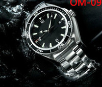 Wholesale Cheap Hand Watches - Silver cheap new gift Luxury Mechanical Fashion Wristwatche Wholesale men watch sports Automatic Stainless steel Men's Watches