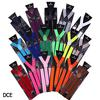 1pcs Trendy Womens Mens Suspenders Y-Shape Adjustable Neon Fancy Braces 10Color Choose