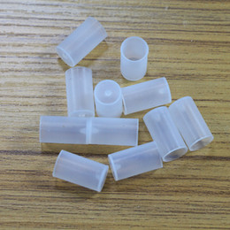 Wholesale Disposable Rubber Tips E Cigarette - Hot selling e cigarettes soft tip atomizer Silicone   rubber tips and caps Disposable clearomizer caps free shipping