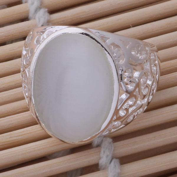 Mischbestellungen 925 silberne Opalringart und weise klassische Schmucksachen für Frauen geben Verschiffen / Weihnachtsgeschenk frei
