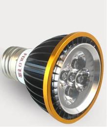 Wholesale E27 5x3w 15w - New Arrival Par20 Led Lamp E27 Dimmable 5X3W 15W Spotlight Led Light Led Bulbs 85V-265V 110V 220V Free shipping