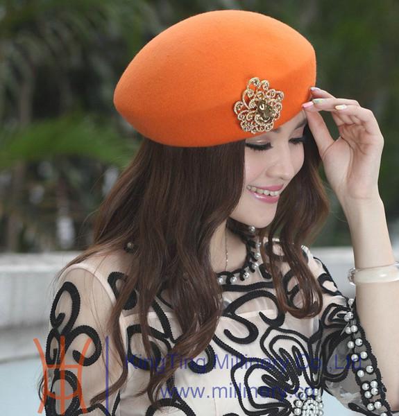 S*womens hat Sombra Beret Sombrero Mujer Leopardo Salvaje Retro Felpa Vendedor de peri/ódicos Elegante