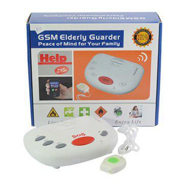 A10 Gsm Elderly Guarder Gsm Panic Alarm With Emergency Call And ...