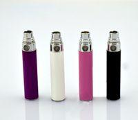 Wholesale Battery Mah - 650mAh 950mAh 1100mAh 1300 mAh Electronic Cigarette EGO Battery eGo-T Batteries Voltage 3.3-4.2V Multi Colors E-cigarette Batteries