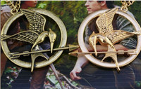 Atacado - - The Hunger Games Colares Inspirado Mockingjay e Arrow Pendant Colar