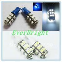Wholesale Auto Indicator Led Bulb - High Quality!!! 50pcs T10 25 SMD 25 LED Wedge Bulbs Indicator Auto Lamp