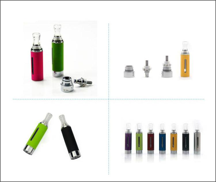 Hot Selling EVOD battery BCC MT3 T4 Atomizer 650 900 1100mah Battery eGo Kit Electronic Cigarettes E-Cigarette with Zipper case DHL free