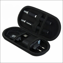 Wholesale Evod Kit Bcc - Hot Selling EVOD battery BCC MT3 T4 Atomizer 650 900 1100mah Battery eGo Kit Electronic Cigarettes E-Cigarette with Zipper case DHL free