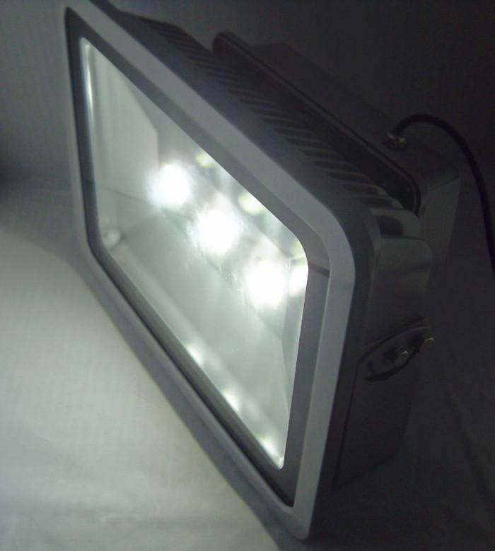 150W LEDの洪水ライト屋外の壁の洗濯照明セリウムROSH 150ワットの投光照明ガーデンランプ暖かい白クールな白い防水IP65 3×50 W Express