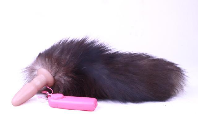 3種類の選択的プラグ犬犬の錐体キッチのテールアナルの突合せプラグ純粋なキツネの尾BDSMゲームボンデージ尻スラッパーセックスおもちゃ