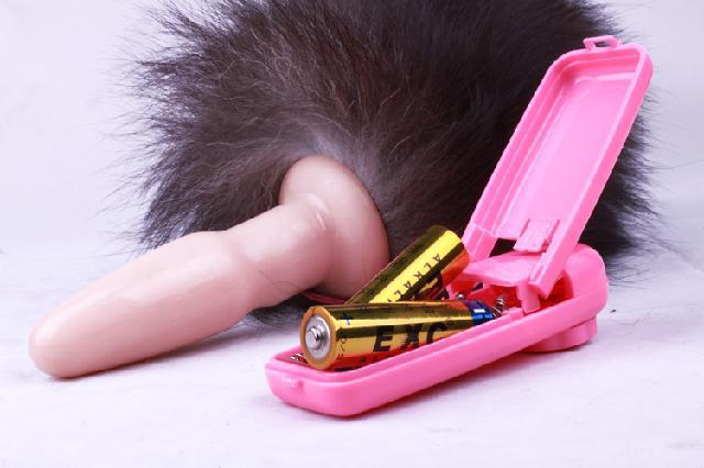 Drei Arten ChoiceAnal Plug Dogplay versauten Schwanz Anal Butt Plug Keuschheit Fuchsschwanz BDSM-Spiel Bondage Ass Slapper Sexspielzeug