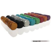 Wholesale Ego Vv X6 - 2013 hot ego X6 Electronic cigarette battery vv mod Voltage Adjustable X6 Battery 3.6V 3.8V 4.2V