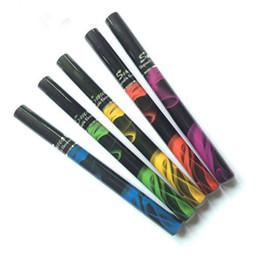 Wholesale Hookah Pen Packaging - Xmas Electronic Cigarette style-disposable Shisha Pens Shisha Pipes Sticks I Hookah Vapor Shisha Time With Retailing Package DHL EMS Free
