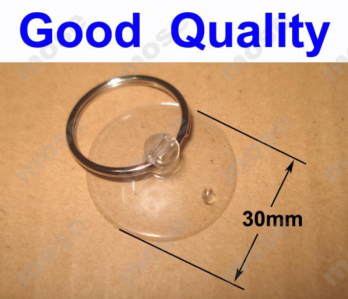 3.0CM Ventosa + Llavero Softgums Ventosa Haptor Cupula Cucurbitula Apertura Herramientas de apertura para la reparación del teléfono