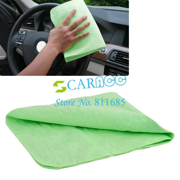 top popular Synthetic Shammy PVA Car hair dry towel Household Baby Wash Wash Travel Towel Sponge 9704 2021