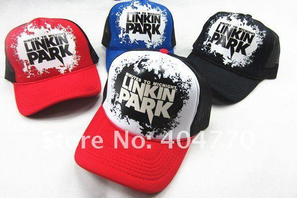 Fashion LINKIN PARK Rock Casual Hiphop BBOY Baseball Cap 8a2524b64ce