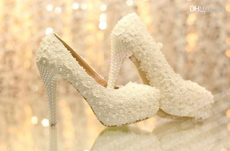 Beautiful Platform High Heel Dress Shoes Bridal Wedding Dress Shoes Evening Dress Shoes Anniversary Party Prom Shoes Bridesmaid Shoes