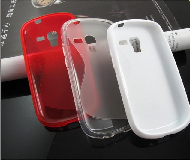 NEW S LINE SOFT GEL TPU SILICONE CASE COVER FOR SAMSUNG GALAXY J1 mini prime S7 Active J2 2016 On7 2016 J7 Prime A3 2017 A320 A5 2017 A520