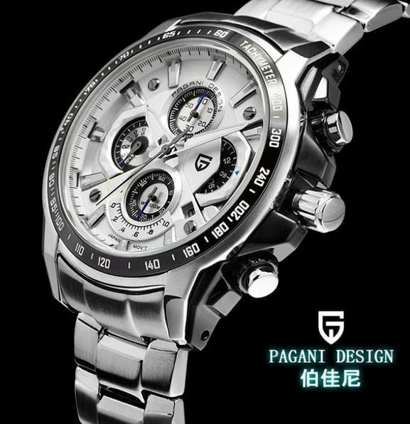 Pagani Design Tg Swiss Luxury Watch Dive Quartz Watch Limited ...