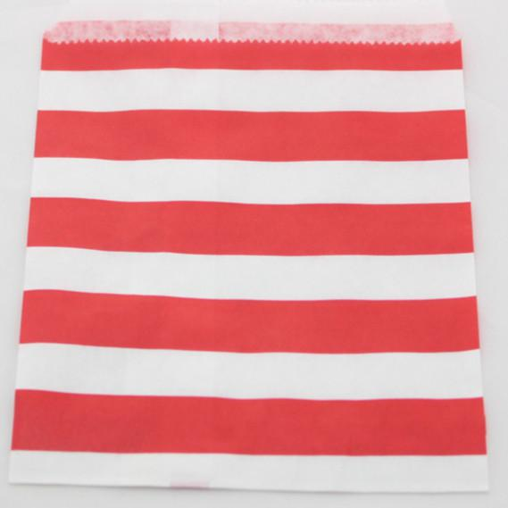 Wholesale Treat Bags Adorable Red Sailor Printed Party Favor Bags For Candy And Cookies