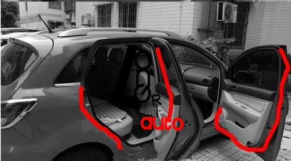 2019 Autoparts Car Door Rubber Seal Strip Weatherstrip Seals For New Reiz E130 E140 D Type 1m Retail Wholesale From Motofairing 7 76 Dhgate Com