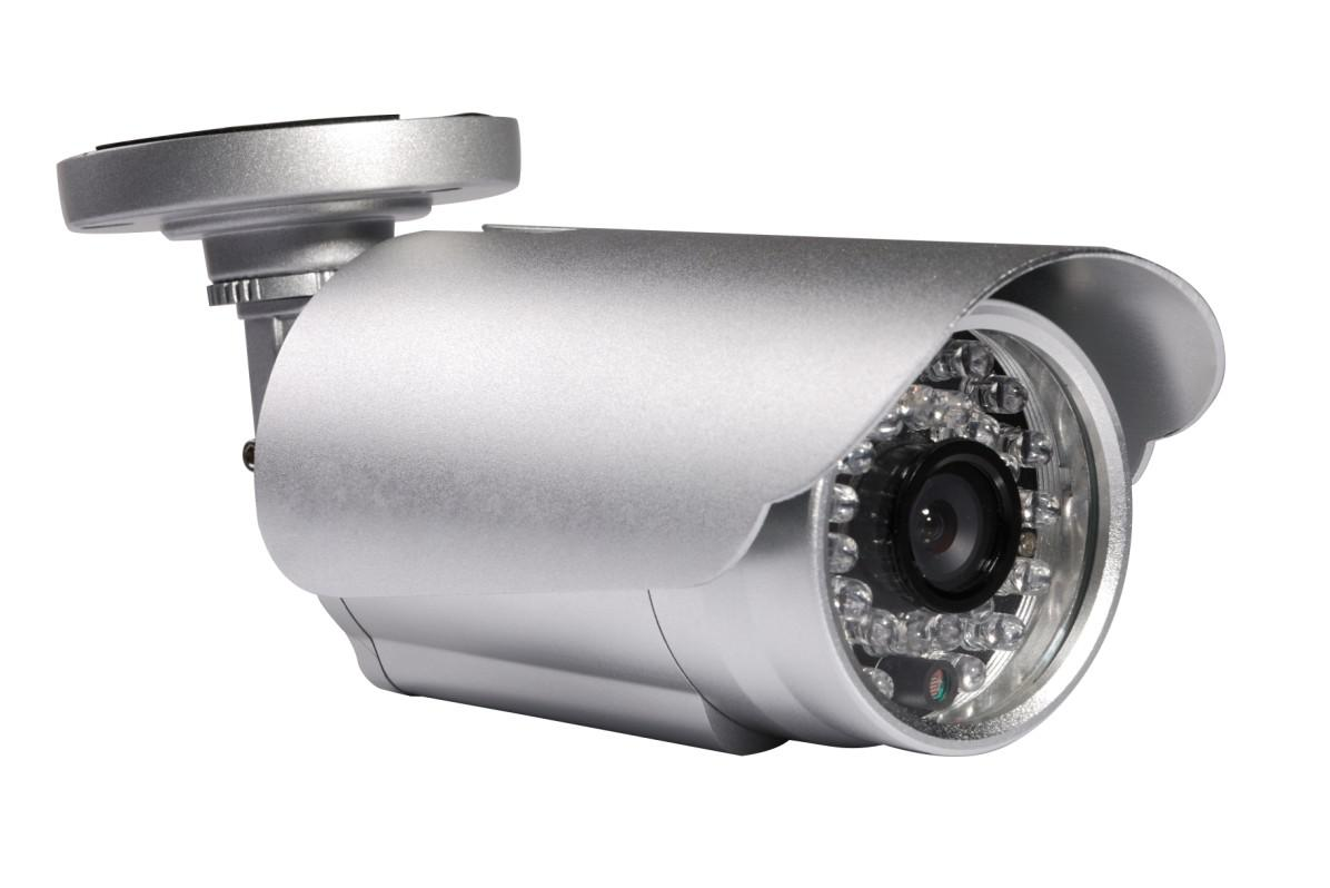 Free DHL or EMS Security CCTV Color Sony Effio 700TVL infrared CCD IR camera IR Leds with all in one bracket with wide angle lens