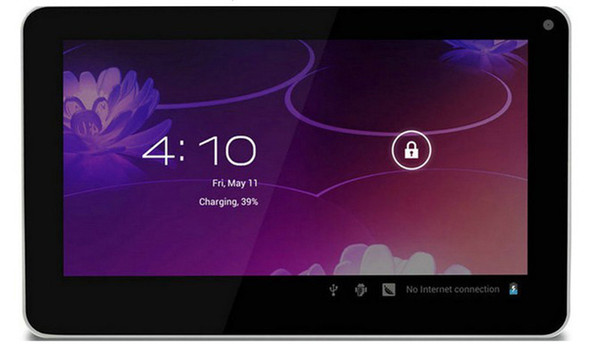 top popular New Dual Camera Android 4.1 Allwinner A13 9 inch Tablet PC Capacitive Screen Five Point Touch 1.5GHz CPU 2019