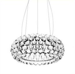 Ø 50cm New Modern Caboche Lampada da soffitto a sospensione con lampadario a sospensione in acrilico supplier caboche light da caboche luce fornitori