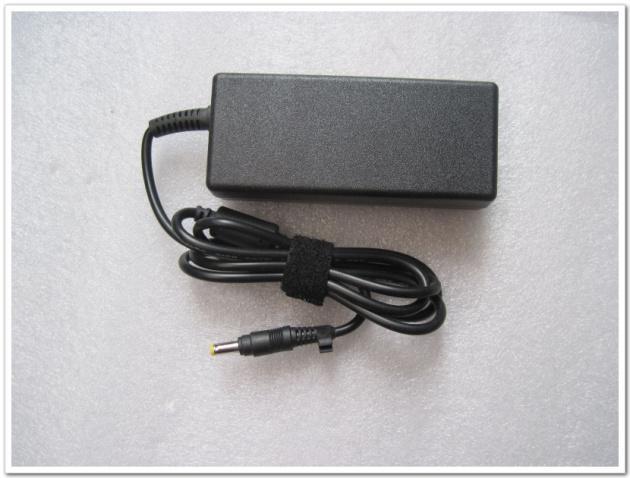 18.5V 3.5A 4.8 * 1.7mm / 4.8x1.7mm Reemplazo de 65W para HP Compaq 6720s 500 510 520 530 540 550 620 625 G3000 Adaptador de corriente para cargador de CA para computadora portátil