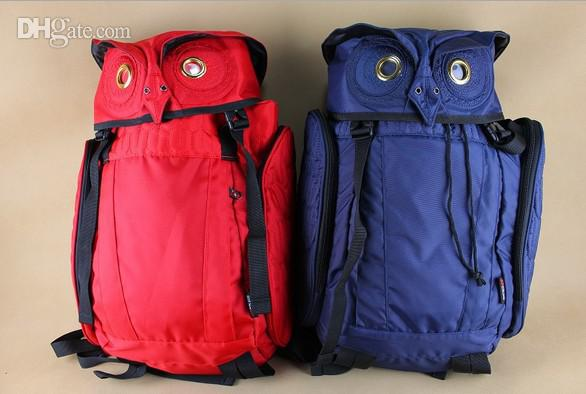 Fashion Owl 3D backpack OZUNKO bag nocturnal guardian legend hoot hooter fashion unisex athletic outdoor duffel bags backpacks drop shipping