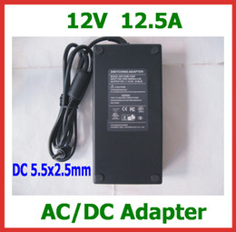 12V 12.5A 150W 5.5x2.5mm / 5.5 * 2.5mm Adattatore di alimentazione per PICO BOX DC-ATX PSU HTPC Mini PC per 5050/3528 SMDLED Light