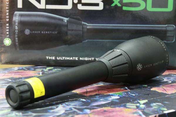 ND3 X50 ND50 de laser de laser longue distance Green Laser Designator avec portée réglable